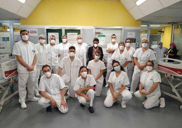 Ospedale di Mirandola, altri 4 letti donati da La Nostra Mirandola