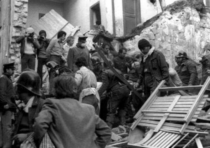 Terremoto del 1980 in Irpinia, il racconto di un Alpino modenese