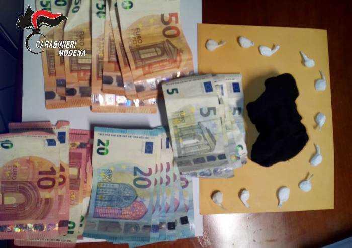 Castelfranco: rissa, poi chiamano i Carabinieri che scoprono la droga