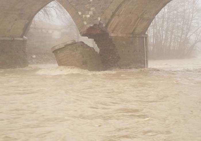 Crollo Ponte Samone: 18 mesi fa completati i lavori di consolidamento delle pile
