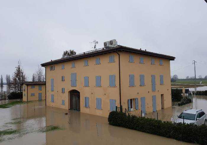 Nonantola, alluvionati uffici e abitazione. Nessuno ci ha avvertito