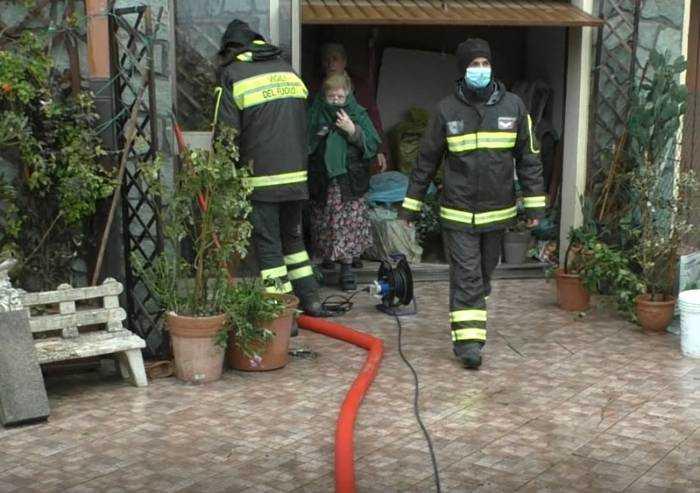 Alluvione Nonantola: 45 in hotel, a Casette situazione ancora critica