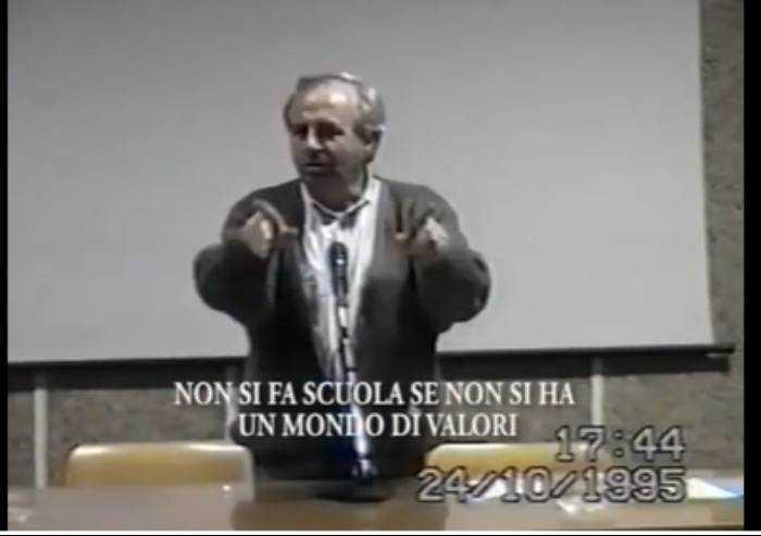 Scuola Modena: Sergio Neri e l'integrazione tradita