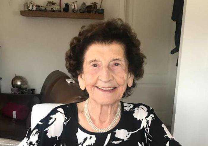 Sassuolo, Olga Bellini compie 100 anni
