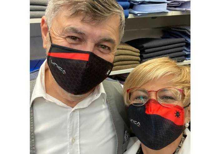 Alluvione, in vendita le mascherine solidali