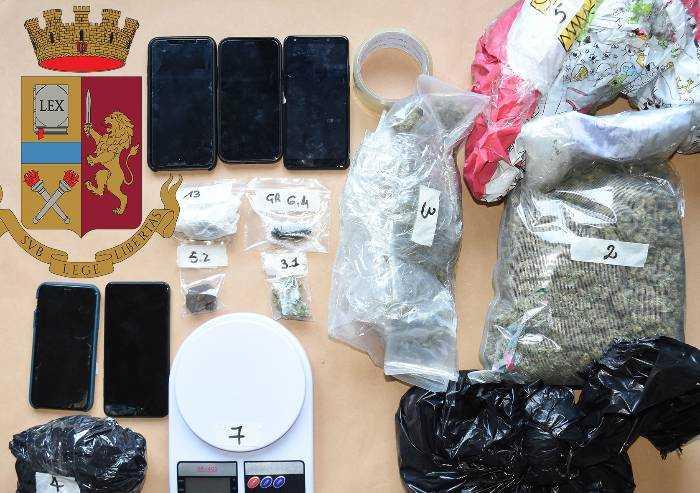 Spaccio a Modena: arrestati 4 giovani, allestito laboratorio in garage
