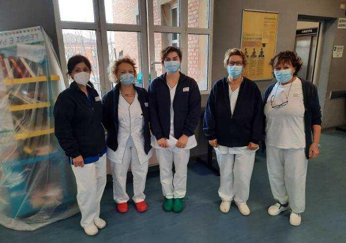 Casa Salute Castelfranco, interventi ambulatoriali a pazienti no-Covid