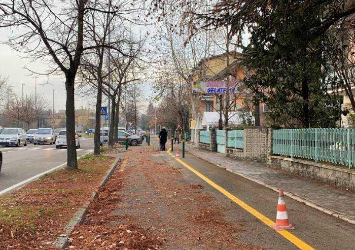 Modena, fatto e disfatto: giunta Pd ha tolto paletti appena installati