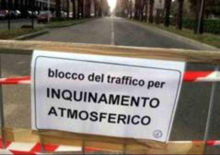 Smog a Modena, aria pessima: ancora stop ai diesel Euro 4