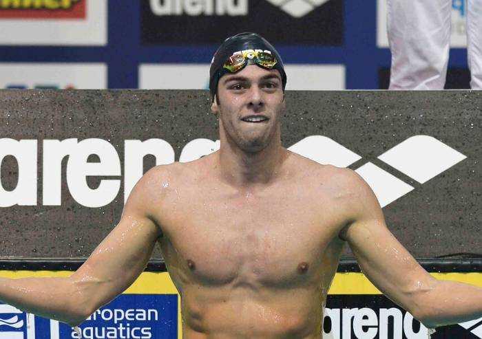 Italiani di nuoto, Paltrinieri oro negli 800. Mora terzo nei 50 dorso