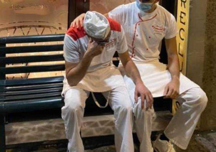 Zona rossa, ristoratori in ginocchio: 'Senza avviso, danno su danno'