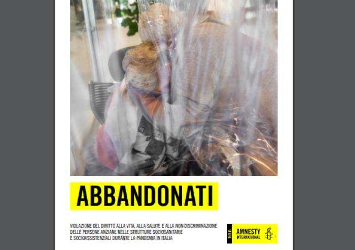 Strage nelle cra in Emilia Romagna, la vergogna nel dossier Amnesty