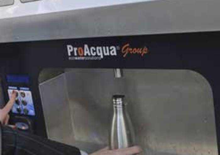 Le casette Pro Acqua abbandonano Sassuolo