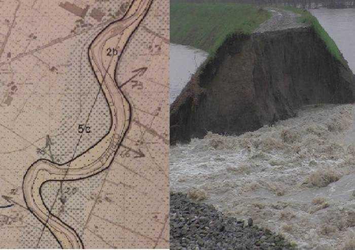 'In quel tratto 5 rotture storiche, il disastro si poteva prevedere o limitare?'