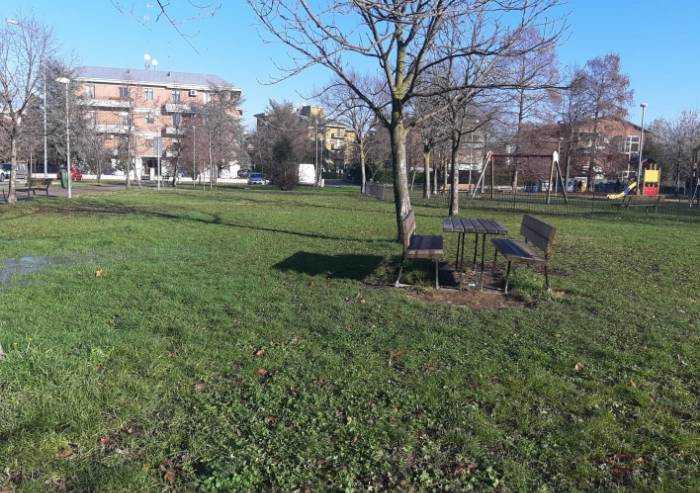 Proposta PD: intitolare il parchetto a Modena Est a Rubes Triva