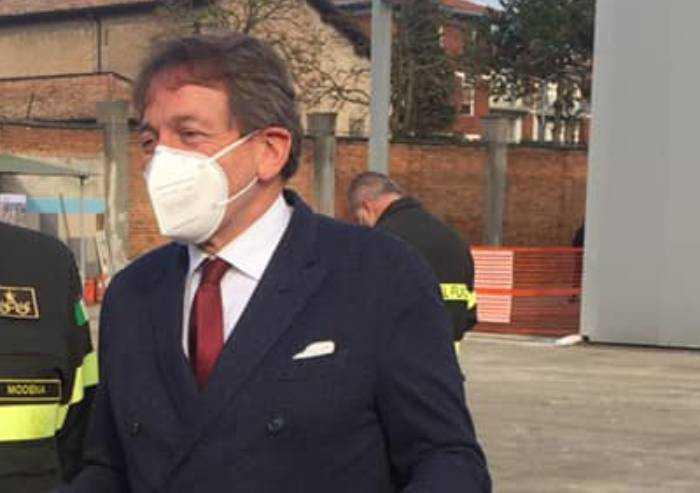 'Motorizzazione Modena: bene la lettera di Muzzarelli al Ministro'