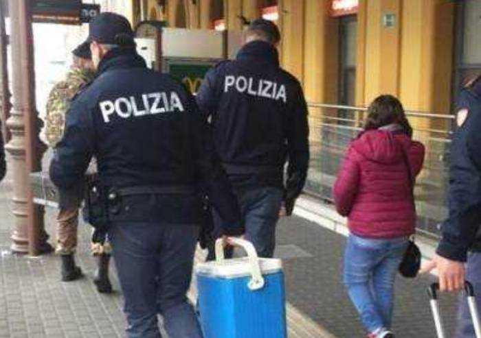 Polfer E-R: in un anno 75 arresti e 12 chilogrammi di droga sequestrati