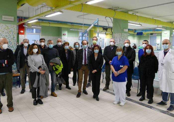 Campagna vaccinale, a Modena è il giorno dei 'testimonial'