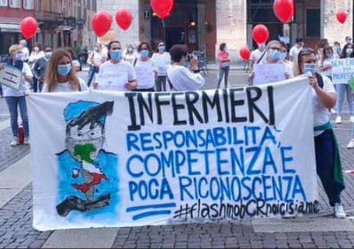 Movimento nazionale infermieri: 'Vaccinazioni lente, ma noi ci siamo'