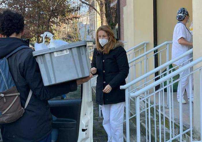 Soliera, oggi i vaccini anti-Covid alla Casa protetta Pertini