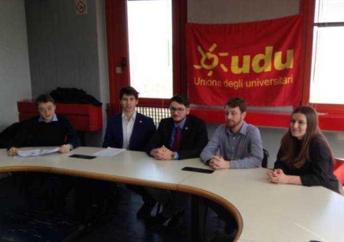 Sostegni a studenti colpiti dall'alluvione: approvata proposta UDU