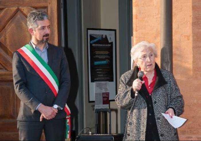 Anpi, morte Aude Pacchioni: il cordoglio del sindaco di Soliera