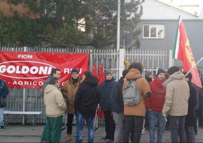 Crisi GoldonI: dal tribunale pronta ordinanza vendita dal 25 gennaio