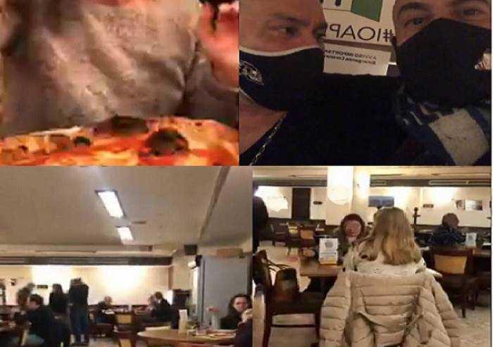 La serata del senatore e la pizzata dell'avvocato: #ioapro a Modena inizia così