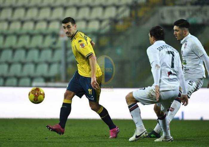 Modena, passo falso al Braglia: vince la Virtus Verona