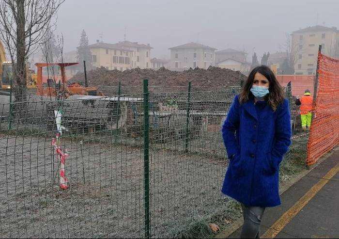 'Modena, via Amundsen, qui il Comune calpesta il Pums sulle aree di quiete'