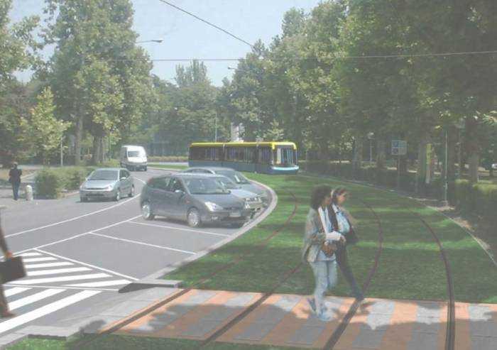 'Sì a Metrotranvia Modena': opposizione unita contro assessore Filippi