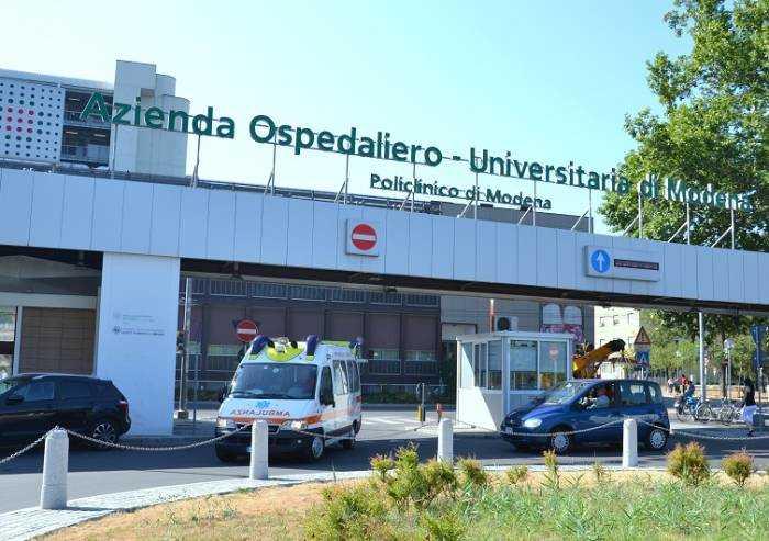 Tragedia al Policlinico Modena, muore neonato: presentato esposto