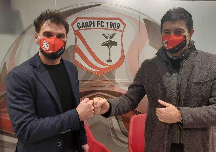Il nuovo allenatore del Carpi è Luciano Foschi