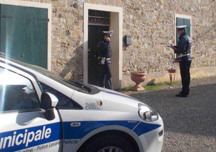 Focolaio Covid polizia locale Terre di Castelli: i contagiati salgono