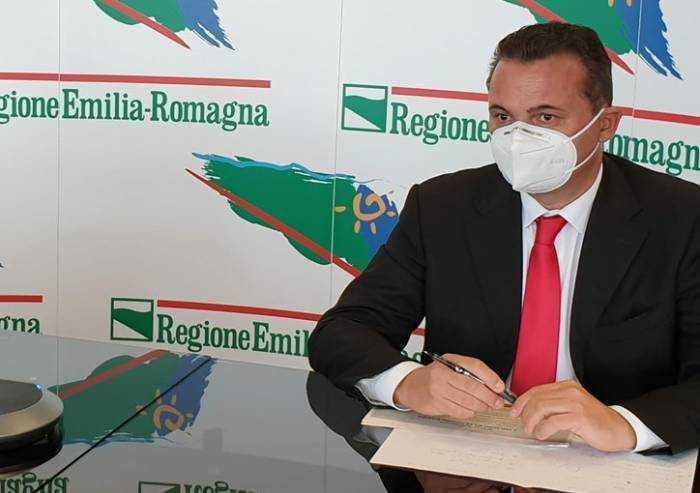 Emilia Romagna in zona rosso scuro? Donini allontana l'ipotesi