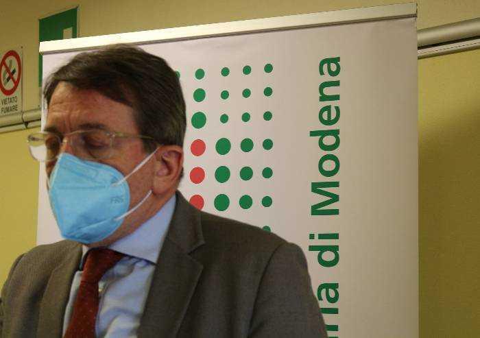 Sanità, Muzzarelli annuncia: 'Faremo un nuovo ospedale di comunità'