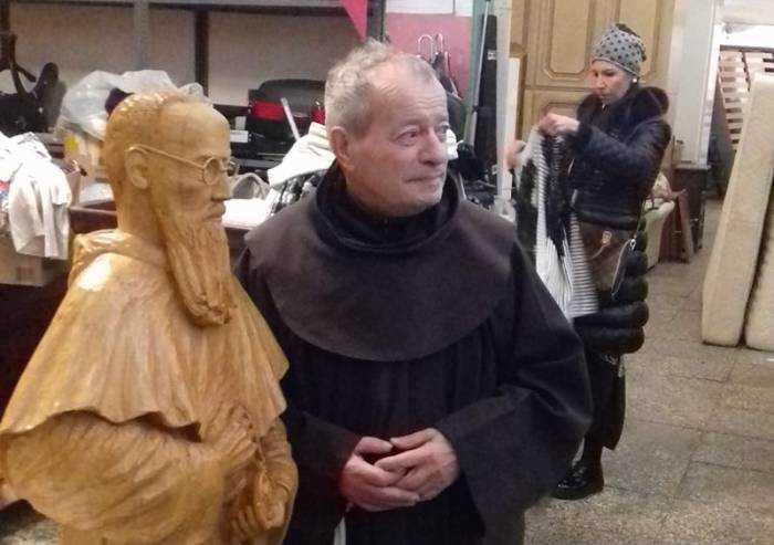 Modena in lutto, è morto Romano Volpari. Frate buono di San Pancrazio