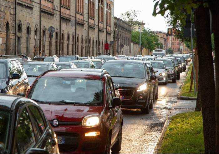 Modena, manovra antismog: confermato il blocco diesel Euro 4