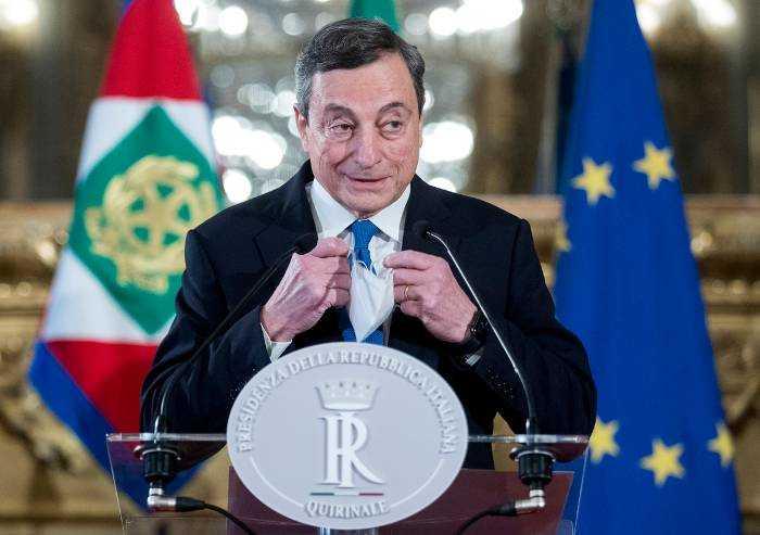 Draghi, Italia commissariata: il centrodestra rischia di spaccarsi