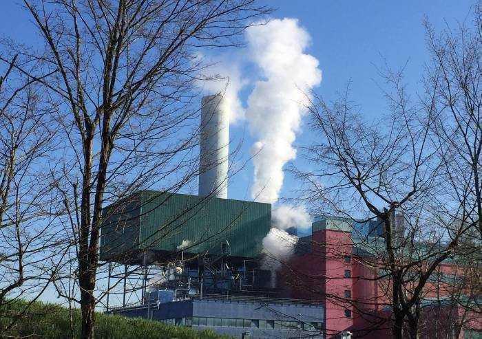 'L'inceneritore? Una infrastruttura centrale per la green economy!'