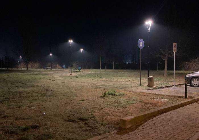 Bastiglia, nuovi lampioni a led nei parchi e nei pedonali