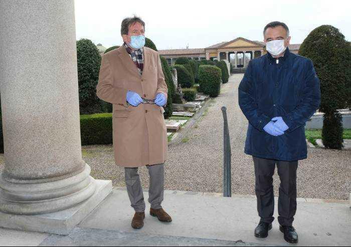 Modena, domenica Messa in Duomo per le vittime della pandemia