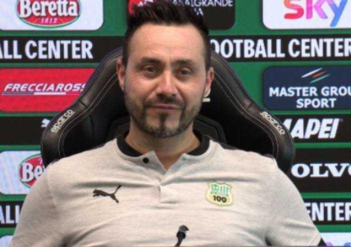 Bologna in 10 per un ora, 1-1 col Sassuolo