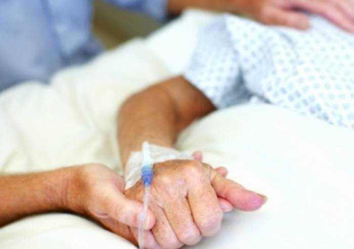 Fine vita: in regione cure palliative a + 14,2% in 10 anni