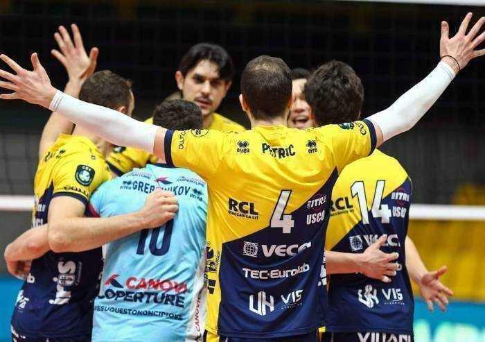 Volley Champions: una super Modena stravince con Perugia