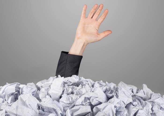 Cgia, sommersi dalla burocrazia: 32mila pagine di norme nel 2020