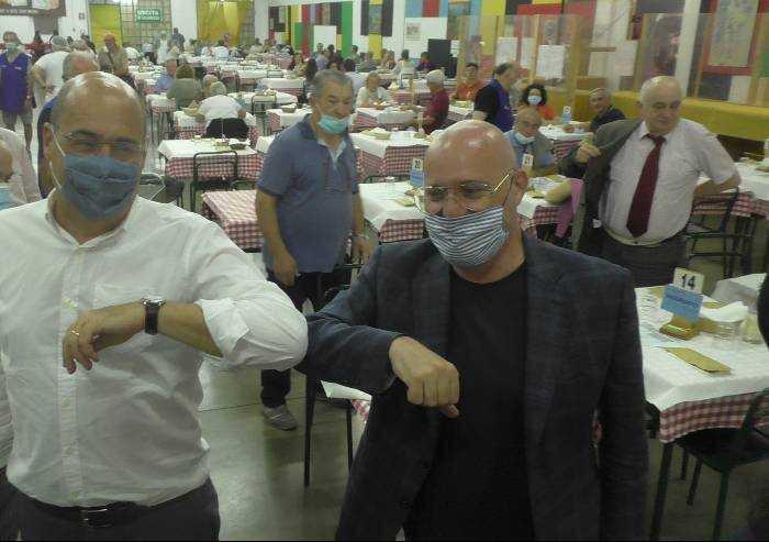 Pd, Fava sta con Zingaretti: 'Non lasciare, Nicola'