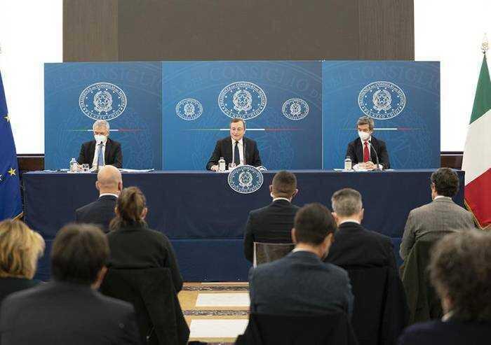 Approvato il decreto sostegni da 32 miliardi: tutte le misure