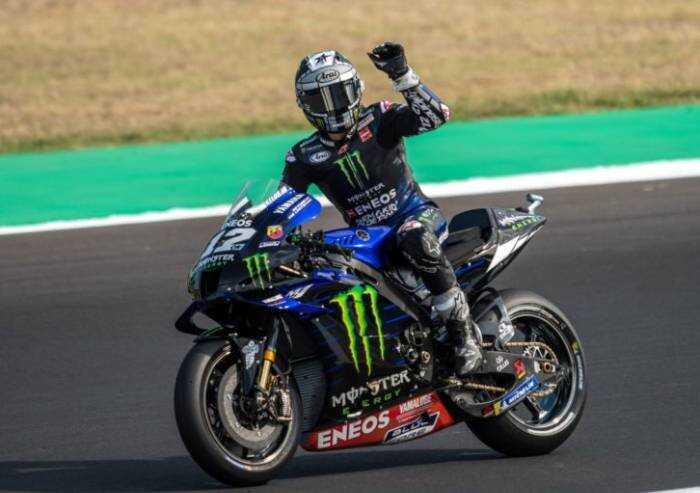 Moto Gp, Vinales vince in Qatar. Rossi solo dodicesimo