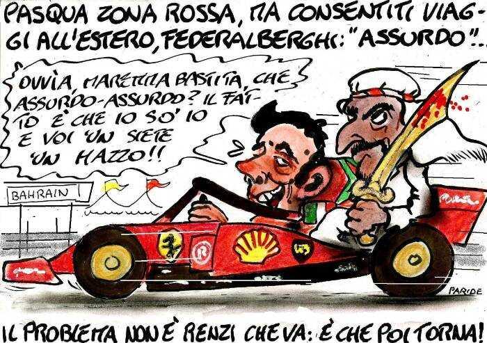 I viaggi di Renzi
